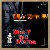 CD-Cover Dont Tell Mama